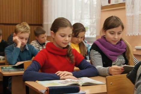 Współcześni uczniowie są bardziej otwarci, ciekawi świata, odważni Fot. Marian Paluszkiewicz