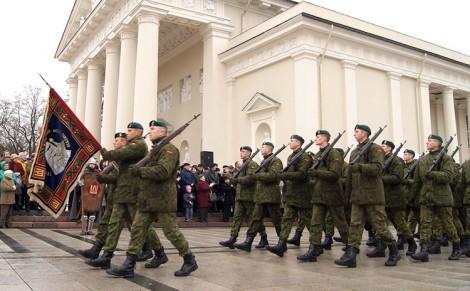 Służba w wojsku jest nie tylko zawodem, ale również stylem życia      Fot. Marian Paluszkiewicz