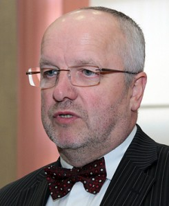 Juozas Olekas Fot. Marian Paluszkiewicz