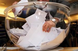 Wybory samorządowe odbędą się na Litwie 1 marca 2015 roku Fot. Marian Paluszkiewicz