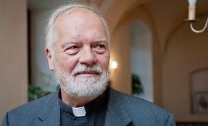 Ojciec jezuita ks. Antanas Saulaitis skłonny do przebaczenia Fot. archiwum