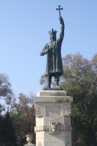 Szczytem potęgi Mołdawii uznaje się panowanie Stefana III Wielkiego Fot. Waldemar Szełkowski