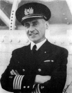 Najbardziej znane zdjęcie kapitana Mamerta Stankiewicza