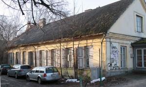 W domu Sobotkowskiego przy ul. Nadbrzeżnej mieszkali Piłsudscy Fot. Marian Paluszkiewicz