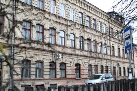W budynkach przy ulicy Połockiej przed wojną mieścił się Zakład Leczniczo-Badawczy Chorób Nowotworowych Fot. Marian Paluszkiewicz