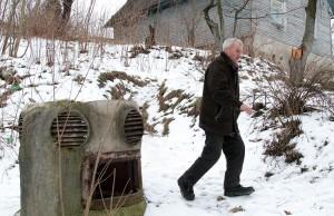 Na Litwie brakuje schronów mogących schronić ludność cywilną przed atakami bombowymi  Fot. Marian Paluszkiewicz