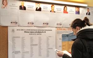 Po raz pierwszy w historii kraju mieszkańcy 60 samorządów sami wybierają swoich merów Fot. Marian Paluszkiewicz