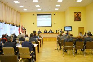 Podczas posiedzenia Rady został zatwierdzony budżet samorządu
