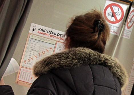 Wyniki wyborów samorządowych w rejonie trockim zostały unieważnione w związku z wieloma naruszeniami prawa wyborczego     Fot. Marian Paluszkiewicz