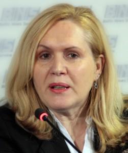 Kristina Krupavičienė    Fot. Marian Paluszkiewicz