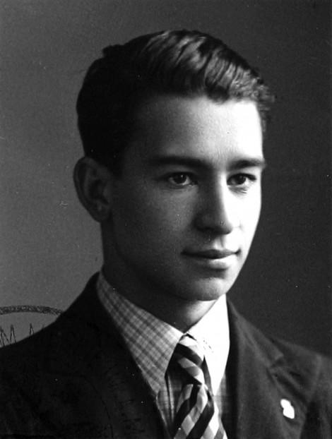 Sergiusz Kościałkowski (czerwiec 1936 r.)  Fot. archiwum