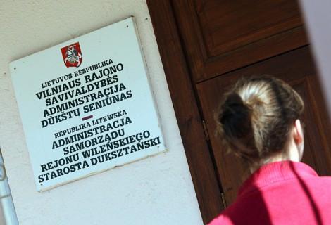 Reforma proponowana przez Ministerstwo Kultury ma ograniczyć funkcje samorządów w zakresie nadzoru językowego      Fot. Marian Paluszkiewicz