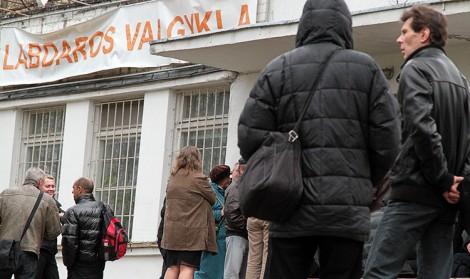 Wśród osób przychodzących do stołówek charytatywnych, sporo jest ludzi bezdomnych Fot. Marian Paluszkiewicz