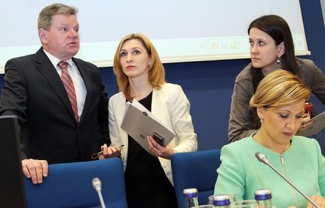 Konferencja oświatowa w Sejmie została zorganizowana z inicjatywy wiceprzewodniczącego parlamentu Jarosława Narkiewicza    Fot. Marian Paluszkiewicz