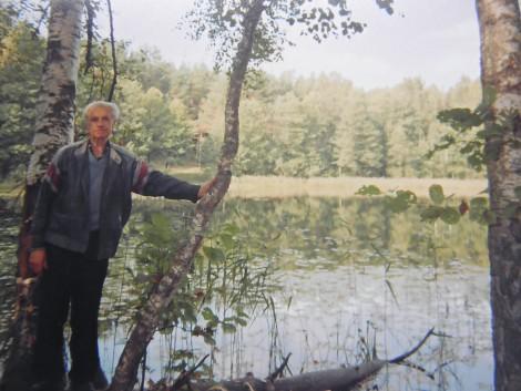 Roman Radziewicz urodził się 17 marca 1920 roku w Witebsku Fot. archiwum