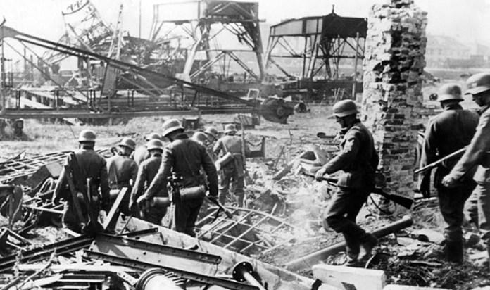 70. rocznica zakończenia II wojny światowej