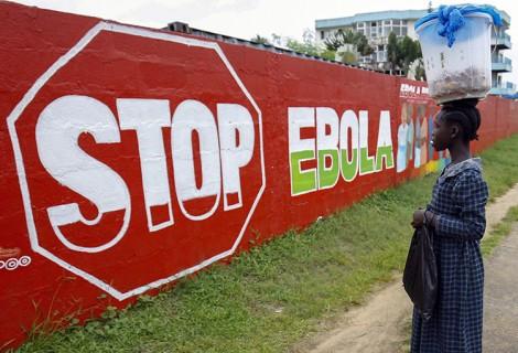Wirus ebola udało się powstrzymać Fot. EPA-ELTA