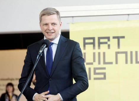 Mer Wilna Remigijus Šimašius Fot. ELTA