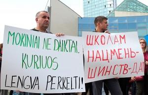 Reorganizacją są zagrożone polskie, rosyjskie i jedna litewska szkoła