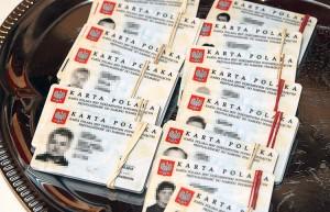Wprowadzenie Karty Litwina być może zapobiegnie dalszemu prześladowaniu na Litwie posiadaczy Karty Polaka Fot. Marian Paluszkiewicz