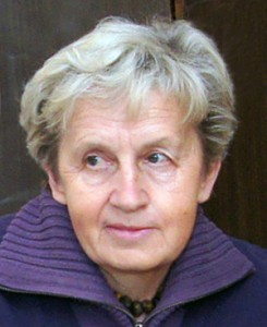 Regina Bućko Fot. Marian Paluszkiewicz