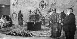 Zdaniem Bumbliauskasa, dzięki Radziwiłłom Litwa stała się prawdziwym europejskim mocarstwem Fot. Marian Paluszkiewicz
