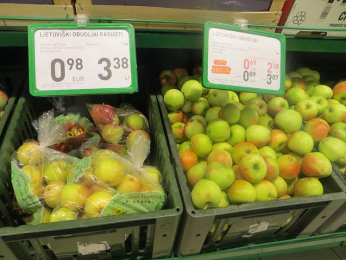 Jabłek więcej, ale… droższych