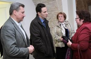 Społeczność szkolna jest zdeterminowana walczyć z systemowym niszczeniem szkoły Fot. Marian Paluszkiewicz
