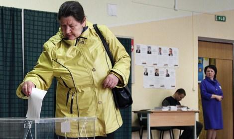 Po wczorajszym orzeczeniu Sądu Konstytucyjnego prawdopodobnie powstanie nowa mapa jednomandatowych okręgów wyborczych Fot. Marian Paluszkiewicz