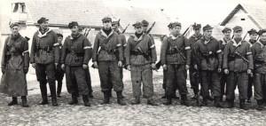 """Żołnierze III Brygady """"Szczerbca"""" Fot. archiwum"""