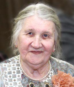 Janina Gieczewska Fot. Marian Paluszkiewicz