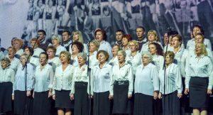 W pierwszej części jubileuszowego koncertu wystąpili weteranie Fot. Marian Paluszkiewicz
