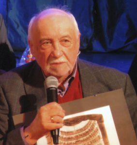 Zbigniew Chrzanowski — reżyser ze Lwowa Fot. Jadwiga Podmostko