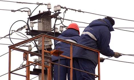 Ubiegłej doby wichura spowodowała zakłócenia w dostarczaniu prądu dla około 20 tys. odbiorców Fot. Marian Paluszkiewicz