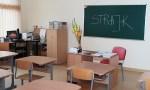 W placówkach oświatowych Litwy strajkowali nauczyciele i wychowawcy