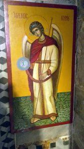 Archanioł Gabriel zwiastuje Maryi że Ona porodzi Syna