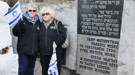 Ponary, gdzie w latach 1941-1945 zamordowano dziesiątki tysięcy osób, stały się symbolem bezlitosnej zbrodni na Litwie Fot. Marian Paluszkiewicz