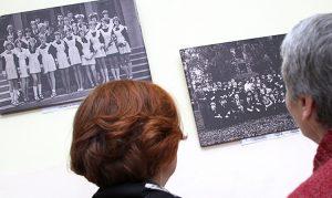Galeria zdjęć zapraszała do podróży w czasie Fot. Marian Paluszkiewicz