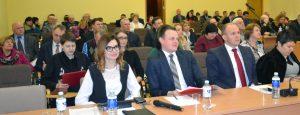 Podczas posiedzenia Rady została przyjęta najbardziej znacząca uchwała 2016 roku - zatwierdzono budżet rejonu wileńskiego