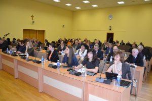 Rada jednogłośnie zatwierdziła program przeciwdziałania korupcji w Samorządzie Rejonu Wileńskiego na lata 2016-2025 i plan jego realizacji