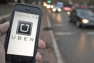 Na Litwę Uber wkroczył w listopadzie 2015 roku      Fot. archiwum