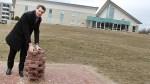 Kamień węgielny da początek budowie kościoła w Zameczku