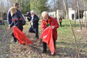 """W ubiegłorocznej akcji """"Darom"""" udział wzięła prezydent Dalia Grybauskaitė Fot. mesdarom.lt"""