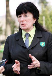 Krystyna Sławińska Fot. Marian Paluszkiewicz