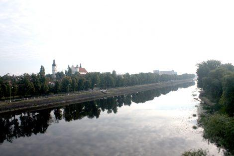 Pińsk nie da się porównać do żadnego ze znanych miast (to zdjęcie można podpisać także tekstem poniższym) Fot. Waldemar Szełkowski