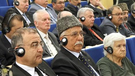 Tatarzy z Krymu mają bardzo bogatą historię Fot. Marian Paluszkiewicz