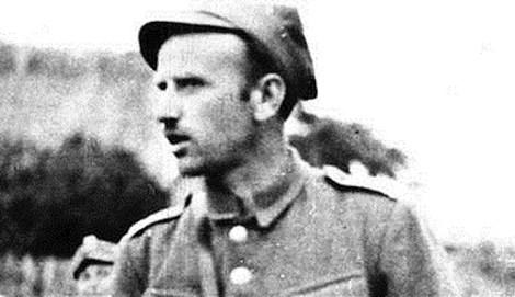 """mjr Zygmunt Edward Szendzielarz """"Łupaszka"""""""