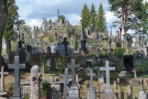 Od ponad 200 lat cmentarz na Rossie nie był kompleksowo porządkowany Fot. Marian Paluszkiewicz