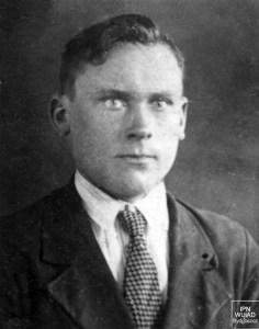 Józef Miakisz vel Juozas Miakišius Fot. archiwum IPN