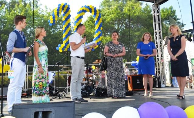 Centrum Socjalne Dzieci i Młodzieży obchodziło swoje dziesięciolecie